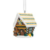 Oakland Athletics Gingerbread House Ornament