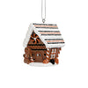 Texas Longhorns NCAA Gingerbread House Ornament