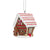 San Francisco 49ers NFL Gingerbread House Ornament