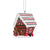 Tampa Bay Buccaneers Gingerbread House Ornament