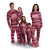 Arizona Cardinals NFL Family Holiday Pajamas