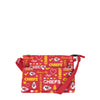 Kansas City Chiefs NFL Logo Love Crossbody Purse (PREORDER - SHIPS LATE MAY)