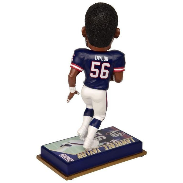 "NFL Retired Player 8"" Bobble Head Figures New York Giants Lawrence Taylor #56"