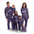 Baltimore Ravens NFL Family Holiday Pajamas
