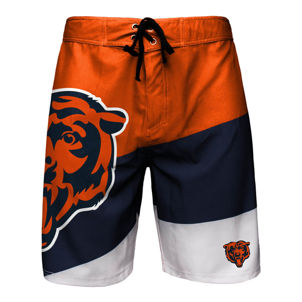 f74e10f0f8 Chicago Bears NFL Mens Color Dive Boardshorts (PREORDER - SHIPS IN AUGUST)