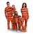 Cleveland Browns NFL Family Holiday Pajamas