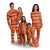 Denver Broncos NFL Family Holiday Pajamas