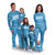 Detroit Lions NFL Family Holiday Pajamas