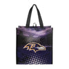 Baltimore Ravens NFL 4 Pack Reusable Shopping Bags