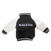 Baltimore Ravens NFL Fabric Varsity Jacket Ornament