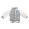 Indianapolis Colts NFL Fabric Varsity Jacket Ornament