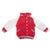 Tampa Bay Buccaneers NFL Fabric Varsity Jacket Ornament