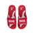 Alabama Crimson Tide NCAA Mens Wordmark Gel Slides