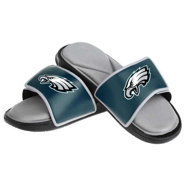fc92829be03 NFL Mens Foam Sport Slide Sandals - Pick Your Team