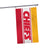 Kansas City Chiefs NFL Horizontal Flag (PREORDER - SHIPS BY 12-20-19)