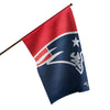 New England Patriots NFL Vertical Flag