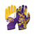 LSU Tigers NCAA 2 Pack Reusable Stretch Gloves