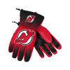 New Jersey Devils NHL Big Logo Insulated Gloves