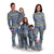 Golden State Warriors NBA Family Holiday Pajamas
