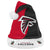 Atlanta Falcons NFL Basic Plush Santa Hat