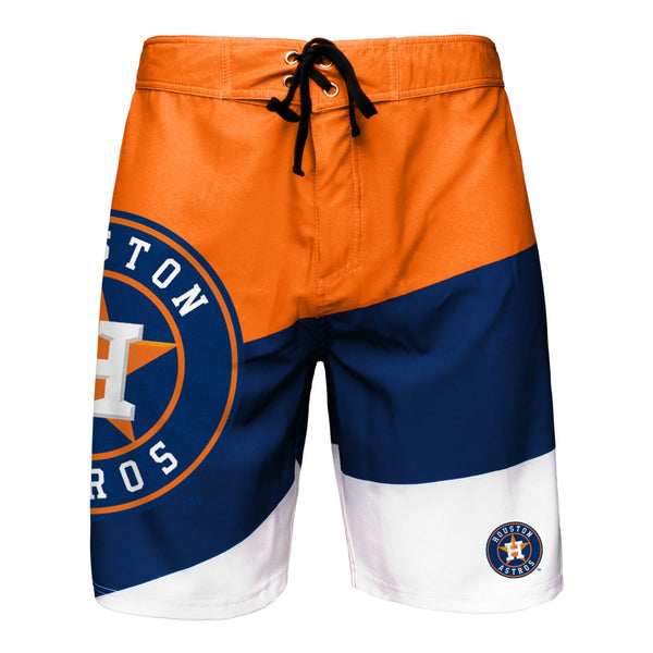 18953daf60eb5 Houston Astros MLB Mens Color Dive Boardshorts (PREORDER - SHIPS IN JULY)