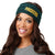 Green Bay Packers NFL Womens Knit Fit Headband