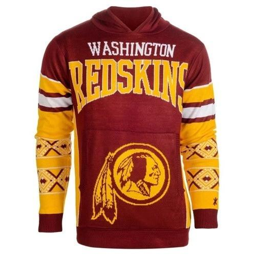 newest a3d3b 600ec Washington Redskins - Sweater