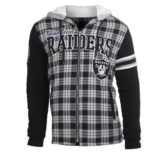 HALF OFF SALE! NFL Flannel Hooded Jacket Super Sale! Pick Your Team!