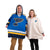St Louis Blues NHL Reversible Gameday Hoodeez