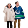 Vancouver Canucks NHL Reversible Gameday Hoodeez