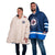 Winnipeg Jets NHL Reversible Gameday Hoodeez