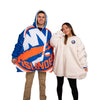 New York Islanders NHL Reversible Colorblock Hoodeez