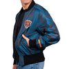 Chicago Bears NFL Mens Camo Bomber Jacket