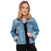 Los Angeles Chargers NFL Womens Denim Days Jacket