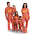 Kansas City Chiefs NFL Family Pajamas