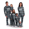 Vegas Golden Knights NHL Family Holiday Pajamas