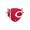 Cincinnati Reds MLB On-Field Adjustable Red Face Cover