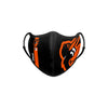Baltimore Orioles MLB On-Field Adjustable Black Sport Face Cover