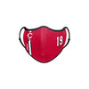 Cincinnati Reds MLB Joey Votto On-Field Adjustable Red Sport Face Cover
