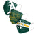 Oakland Athletics MLB Mens Matchday 3 Pack Face Cover