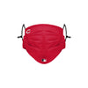 Cincinnati Reds MLB On-Field Gameday Adjustable Face Cover
