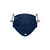 Seattle Mariners MLB On-Field Gameday Adjustable Face Cover