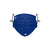 Texas Rangers MLB On-Field Gameday Adjustable Face Cover
