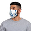 Los Angeles Dodgers MLB Justin Turner Adjustable Face Cover