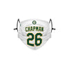 Oakland Athletics MLB Matt Chapman Adjustable Face Cover