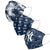New York Yankees MLB Womens Matchday 3 Pack Face Cover