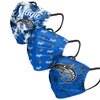 Orlando Magic NBA Womens Matchday 3 Pack Face Cover