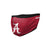 Alabama Crimson Tide NCAA Big Logo Earband Face Cover