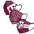 Texas A&M Aggies NCAA Mens Matchday 3 Pack Face Cover