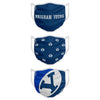 BYU Cougars NCAA 3 Pack Face Cover